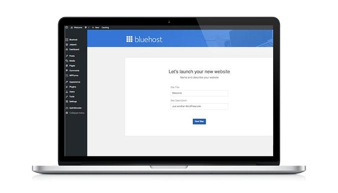 Instale e construa o seu site WordPress com Bluehost 5 - joaobotas.pt