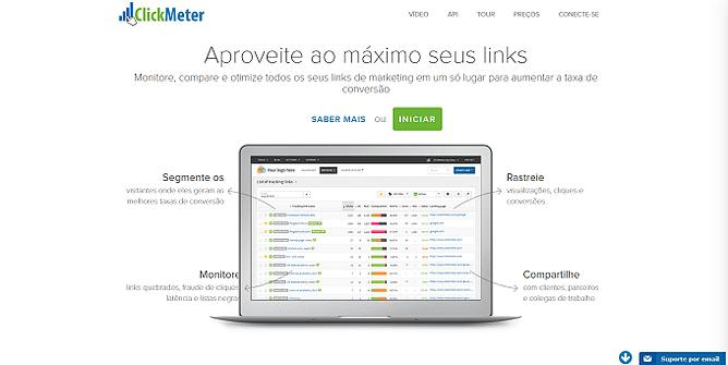site do clickmeter