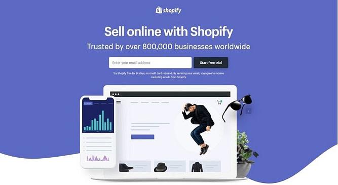 Como Criar uma Loja Online no Shopify