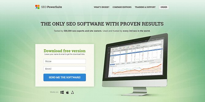 site o seo powersuite