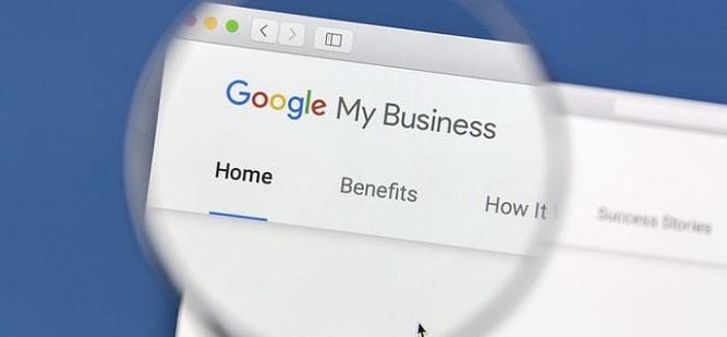 otimizar o google my business