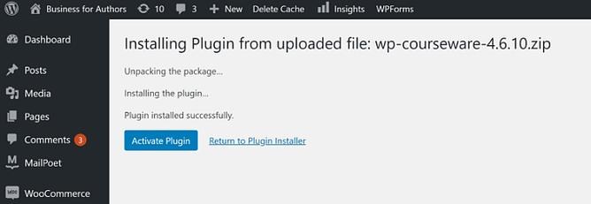 WP Courseware (9)