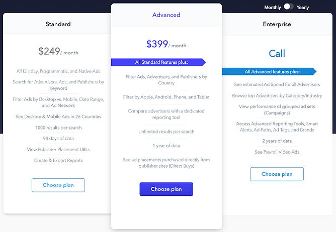 planos preços adbeat