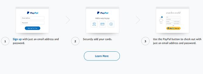 recursos do paypal