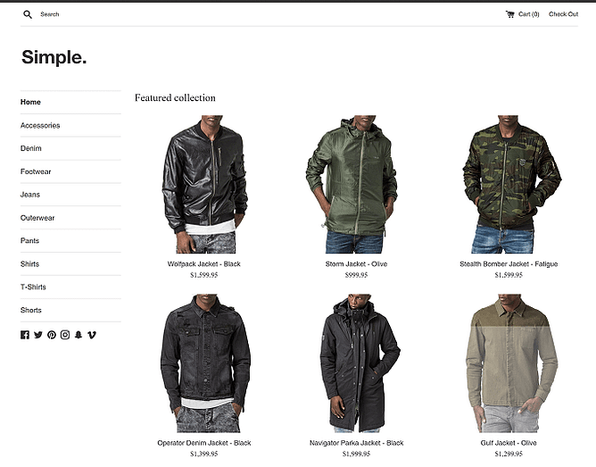 Shopify easy digital downloads