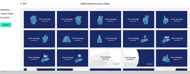 Crie seu próprio vídeo Biteable