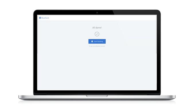 Instale e construa o seu site WordPress com Bluehost 2 - joaobotas.pt