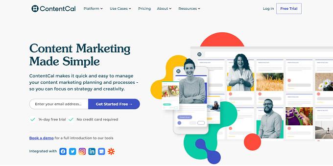 site do contentcal