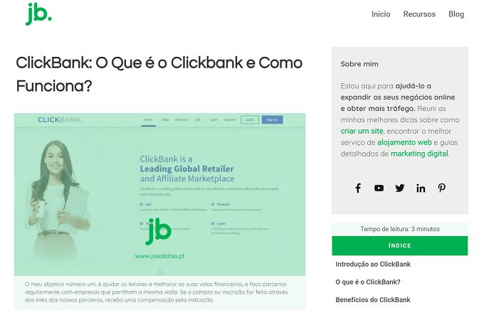 análise do clickbank