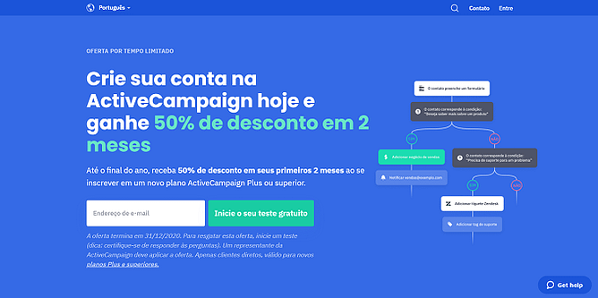 site do activecampaign