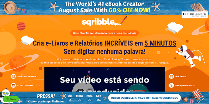 site do Sqribble