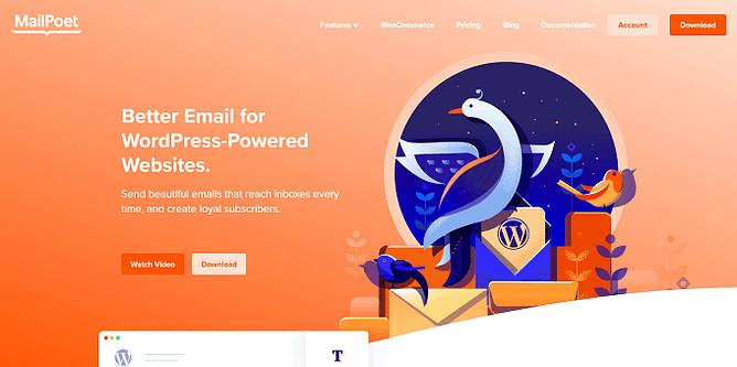site do MailPoet