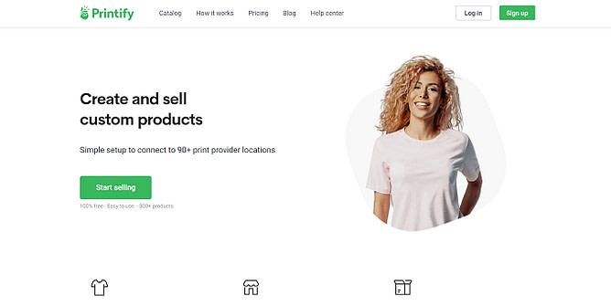 site do printify