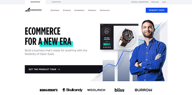 site da bigcommerce