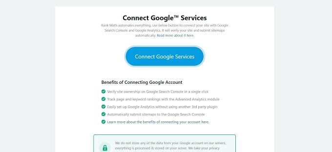 Rank-Math Serviços Google