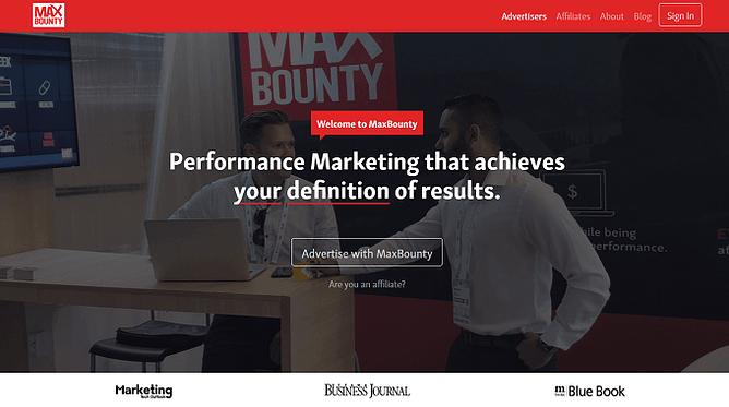 site da maxbounty