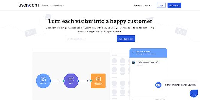 site do user-com