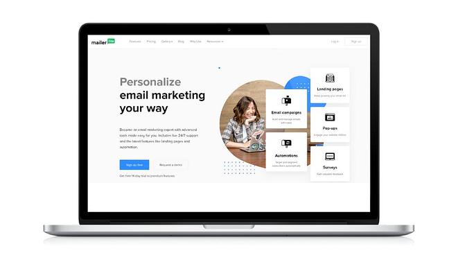 O que é o MailerLite - email marketing - joaobotas.pt