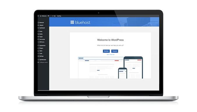Instale e construa o seu site WordPress com Bluehost 3 - joaobotas.pt