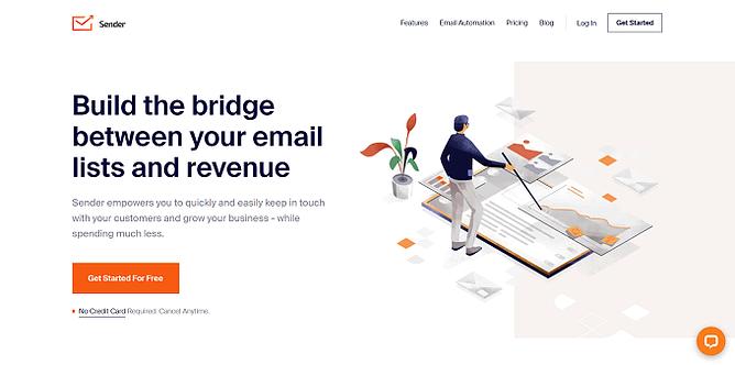 site do sender