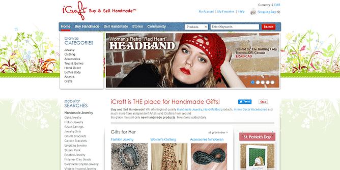 site da iCraft