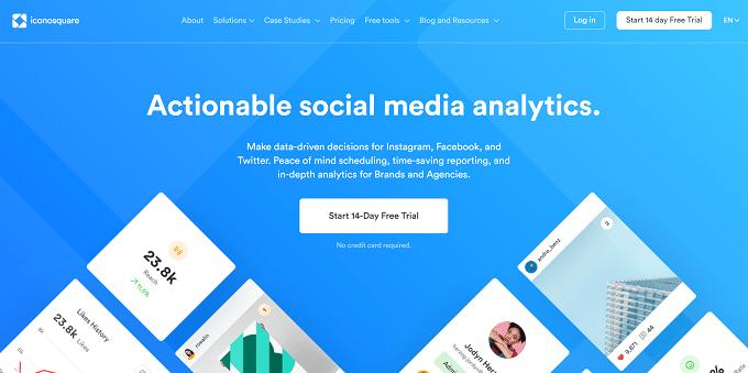 site do iconosquare