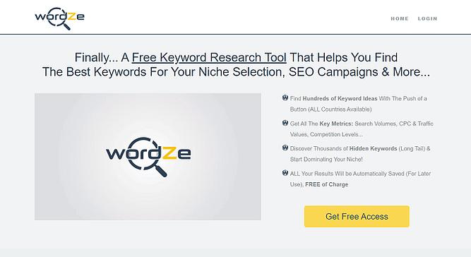site do wordze