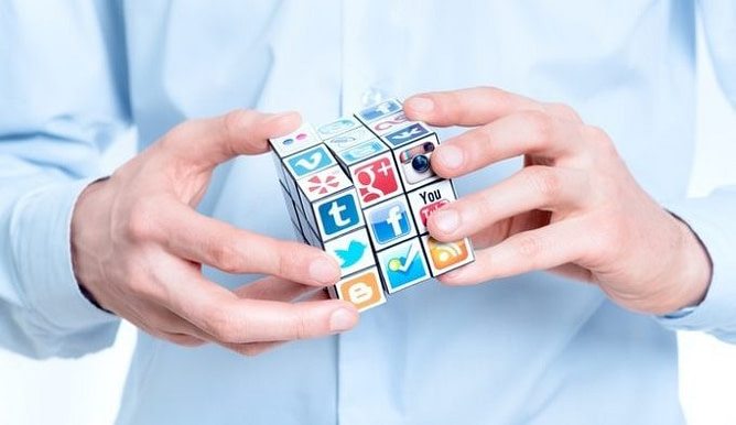 Combine a sua estratégia social