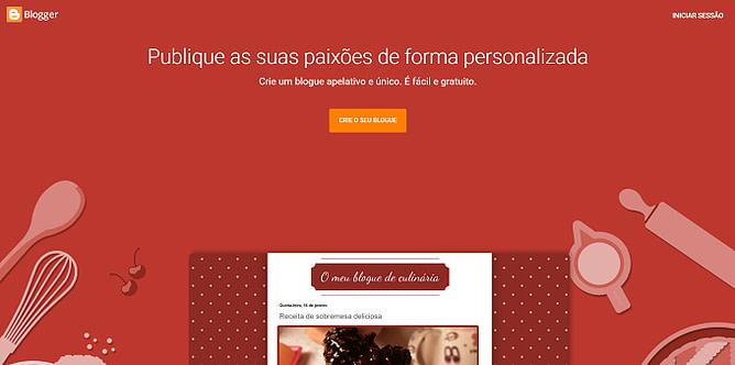 site do blogger