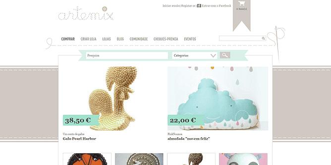 site da artemix
