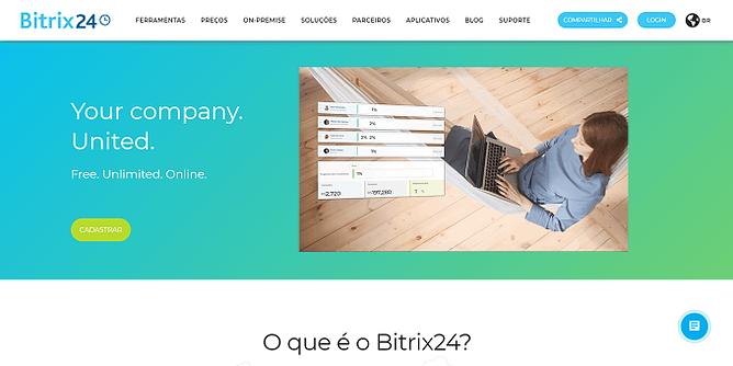 site do bitrix24