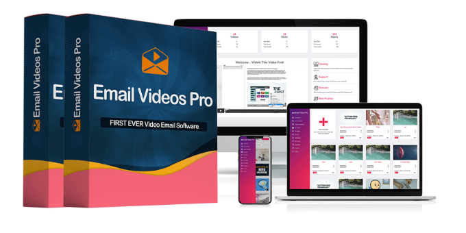 Email Videos Pro 2