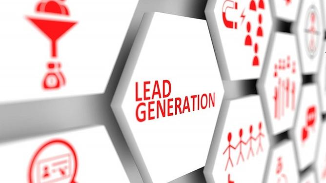 geração de leads