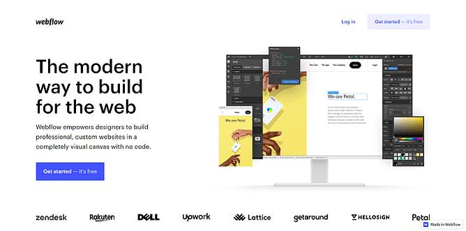 site do webflow