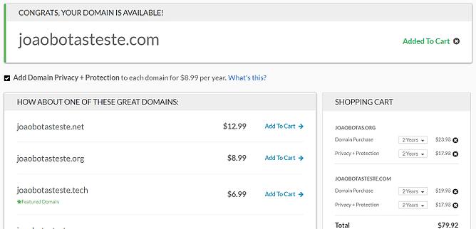comprar registo de dominio namecheap