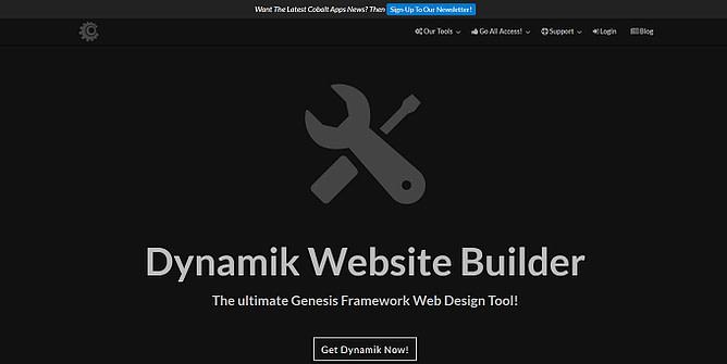 tema dynamik wordpress