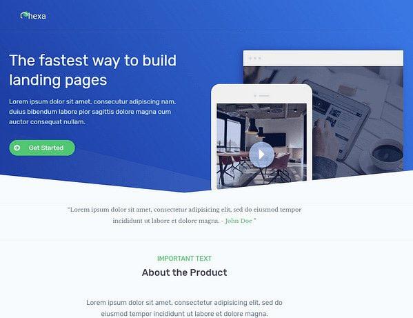 Como Criar Uma Landing Page no WordPress - joaobotas (6)