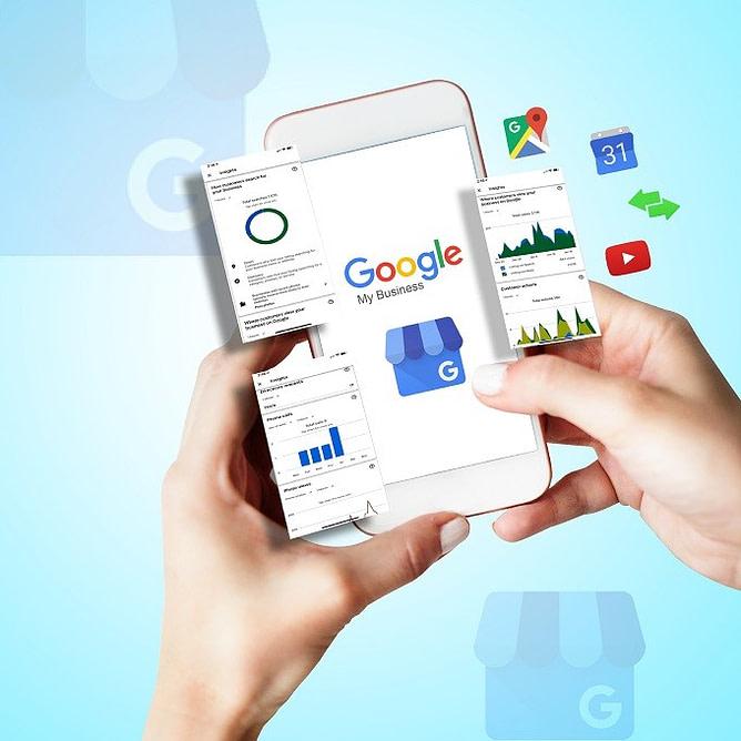 Crie uma publicação do Google My Business regularmente